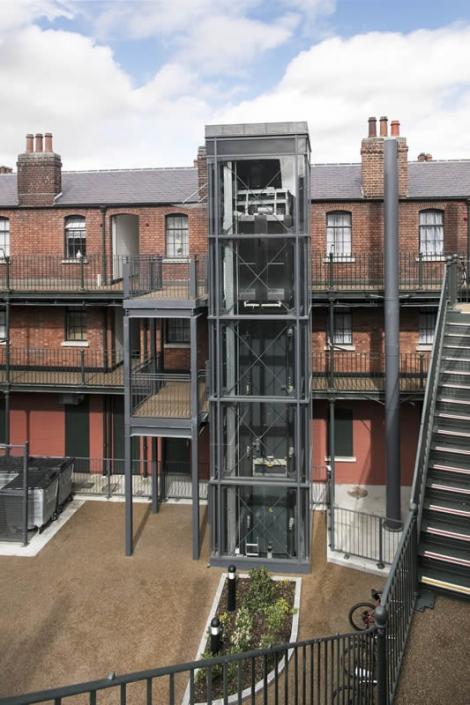 Historic Apartments, Dublin - Accel